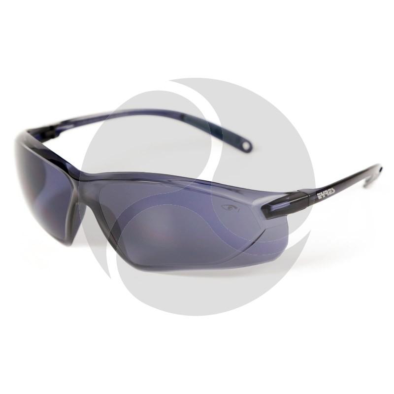 Eyres V200 Safety Glasses Smoke Frame & Lens