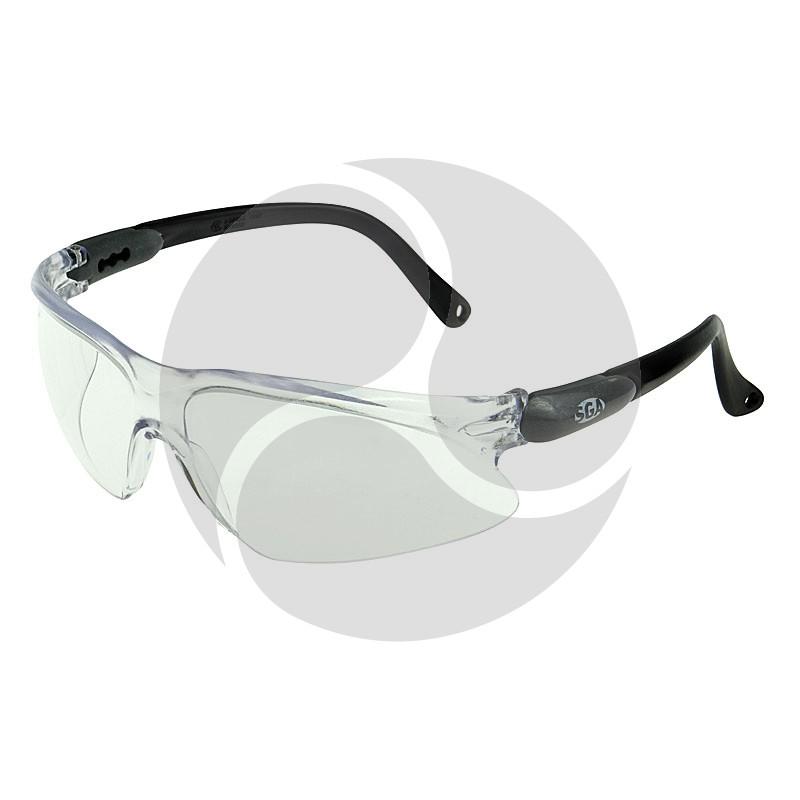 SGA RADAR Safety Glasses Clear HC Lens