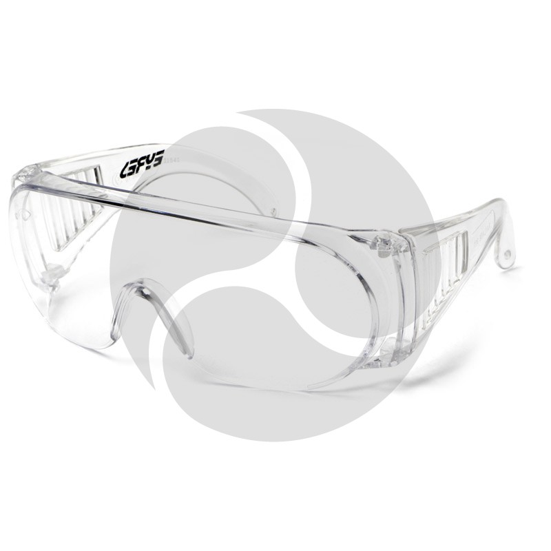 Eyres Safety Optics ONSITE Clear Frame & Lens