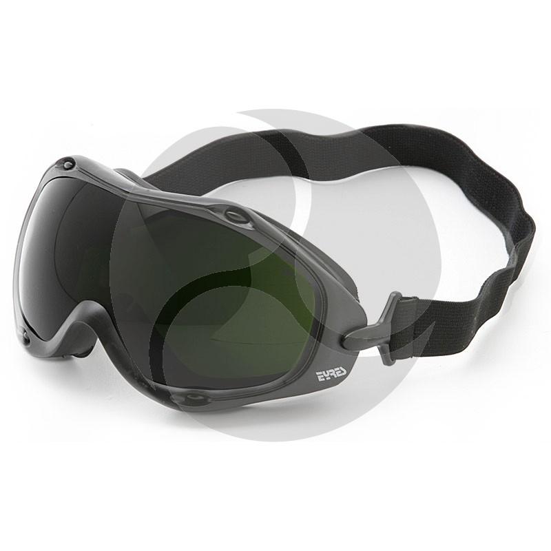 Eyres Safety Optics CLASSIC G IR5 Welding Shade AF/HC LensSafety Google
