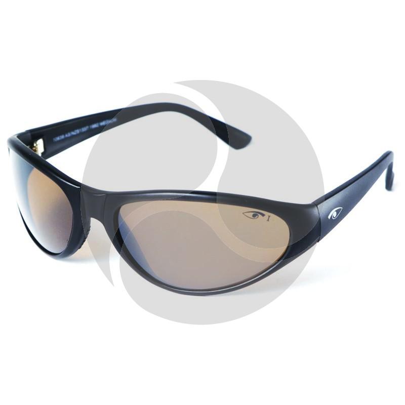 Eyres Safety Optics YAGAN Black Frame w/ Brown Polarised Lens