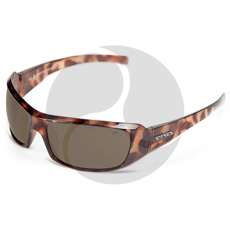Eyres Safety Optics THUNDER Crystal Leopard w/ Brown Polarised Lens