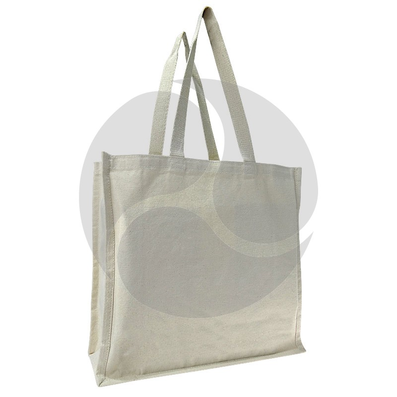 Carbon Zero Bags Calico Bag 10oz - 37x37.5x14cm