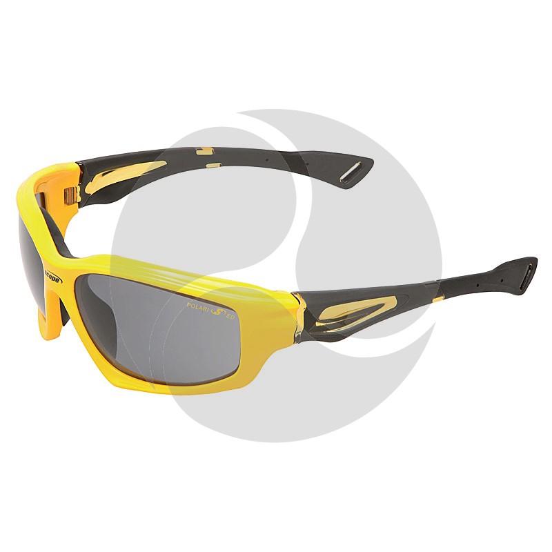 Scope BEAST Safety Glasses - Yellow Frame Polarised Lens