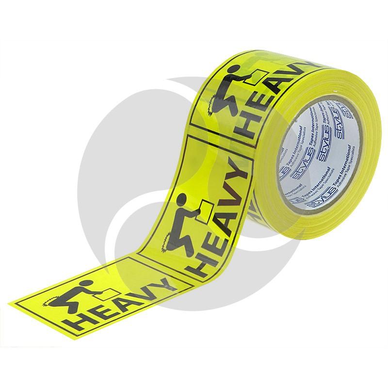Stlyus Tapes Label Rolls - HEAVY 75mm x 50m
