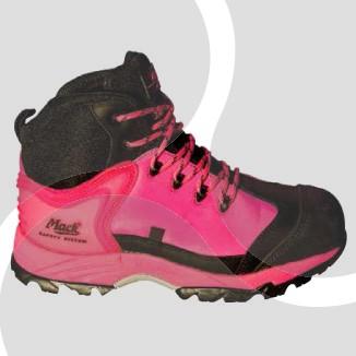 Mack Work Boot Hiker for the McGrath Foundation