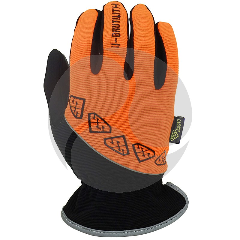 Super Safety BRUTILITY Glove Orange
