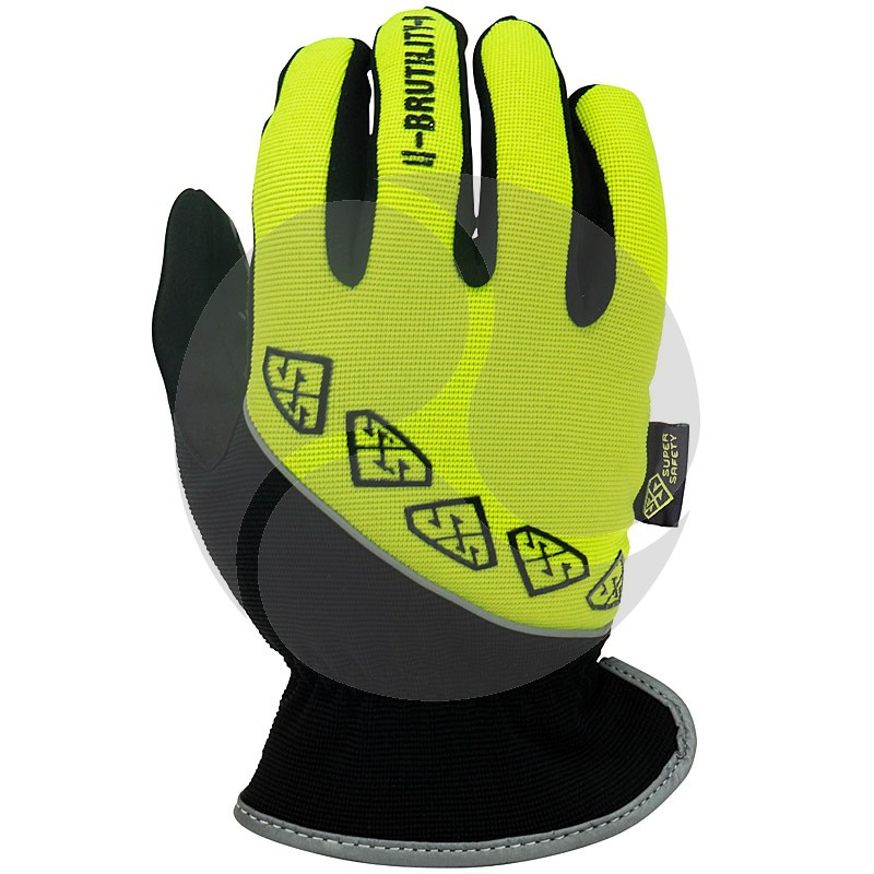 Super Safety BRUTILITY Glove Yellow