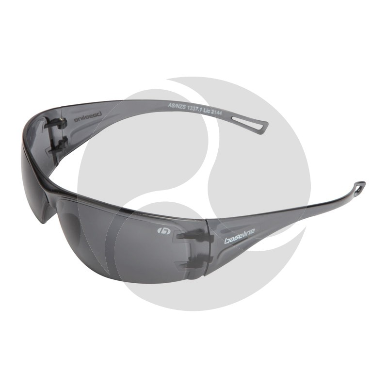 Baseline Clone Safety Glasses Smoke