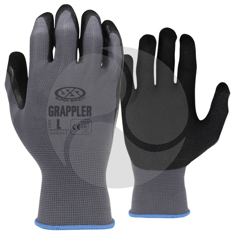 Super Safety Grappler Safety Glove