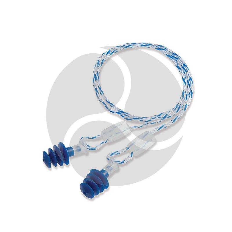 Howard Leight CLARITY - Multiple-Use Regular Corded Earplugs