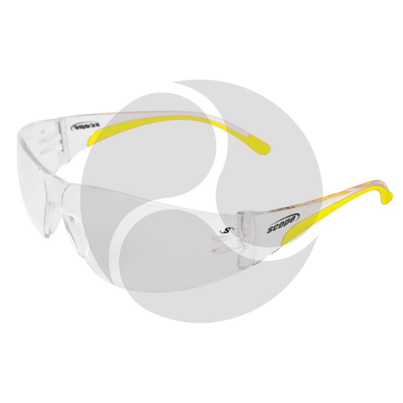 Scope Lite Boxa Safety Glasses Clear AF/HC Lens