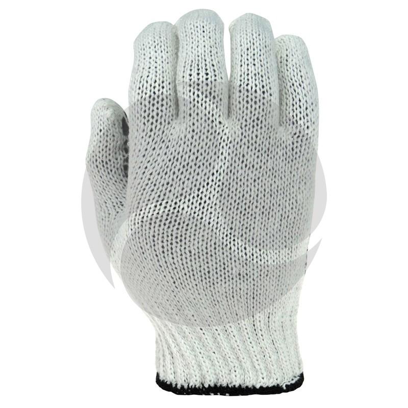 Polka Dot Work Gloves