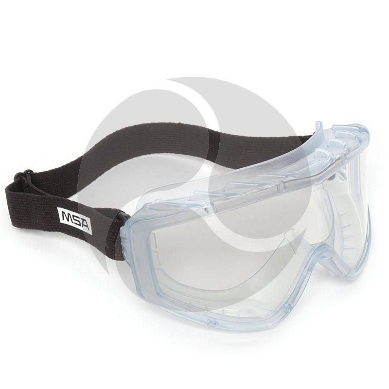 MSA FLEXICHEM Goggle Clear Lens