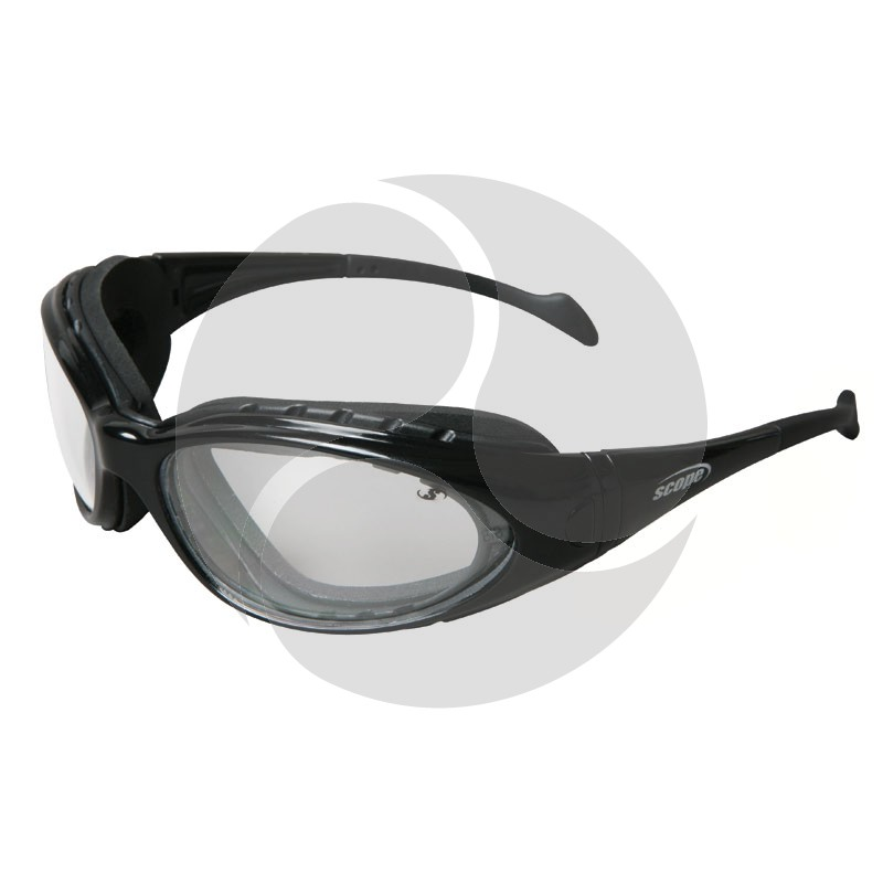 Scope Shapeshifter Safety Glasses Clear AF/HC Lens