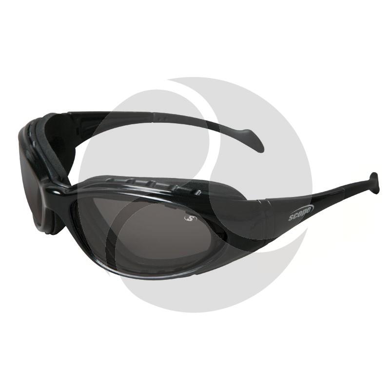 Scope Shapeshifter Safety Glasses Smoke AF/HC Lens