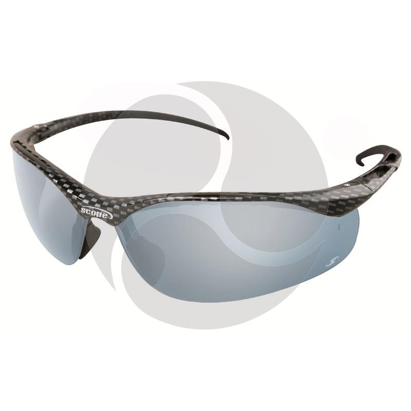 Scope Sniper Safety Glasses w/ Light Mirror Lens