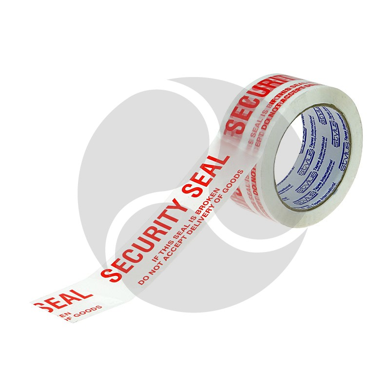 Stylus Security Seal Tape 48mmx66m