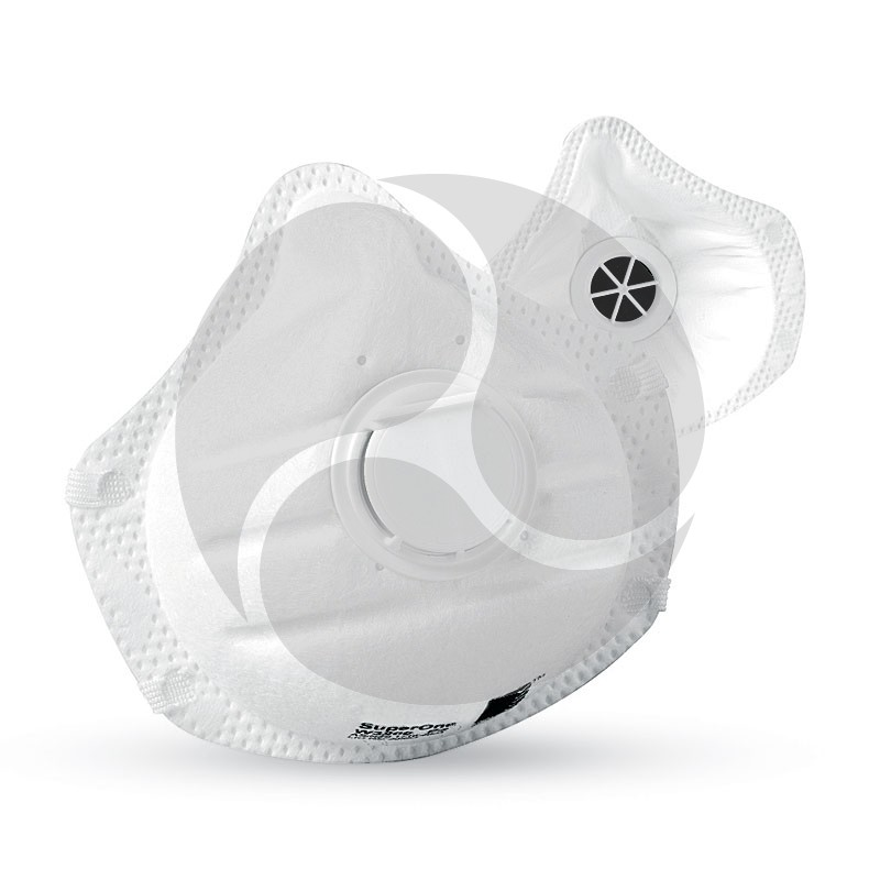 Willson SUPERONE P2 Valved Disposable Respirator
