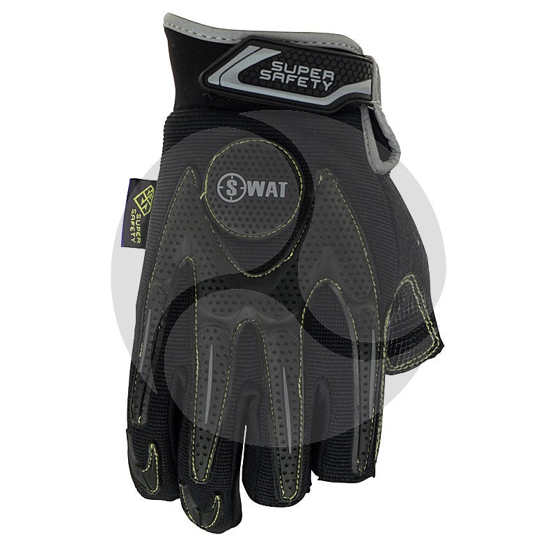 Two Fingered High Performance Industrial Grade Utility Glove