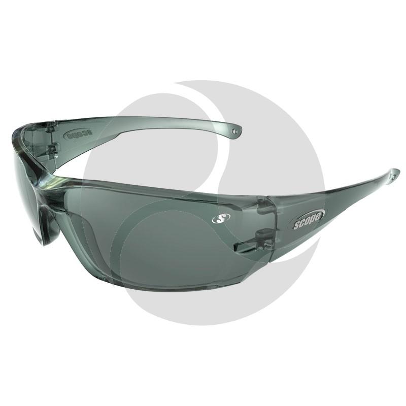 Scope Synergy Safety Glasses w/ Smoke Lens