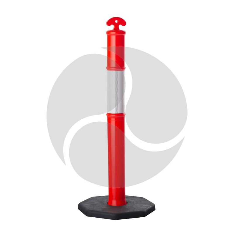 T-Top Bollard With Base