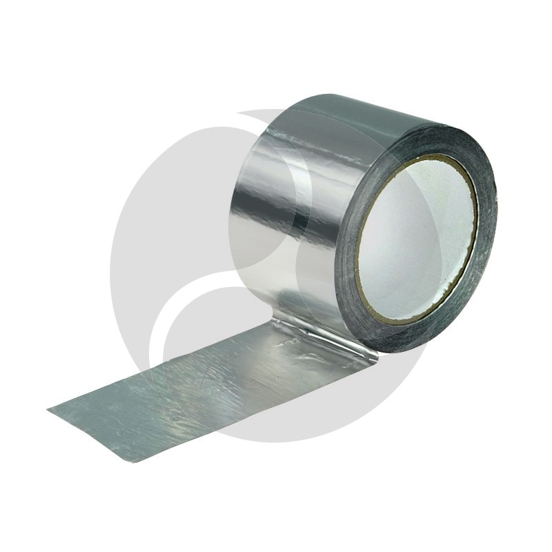 Tapeman Aluminium Pure Foil Tape Cloth Tape