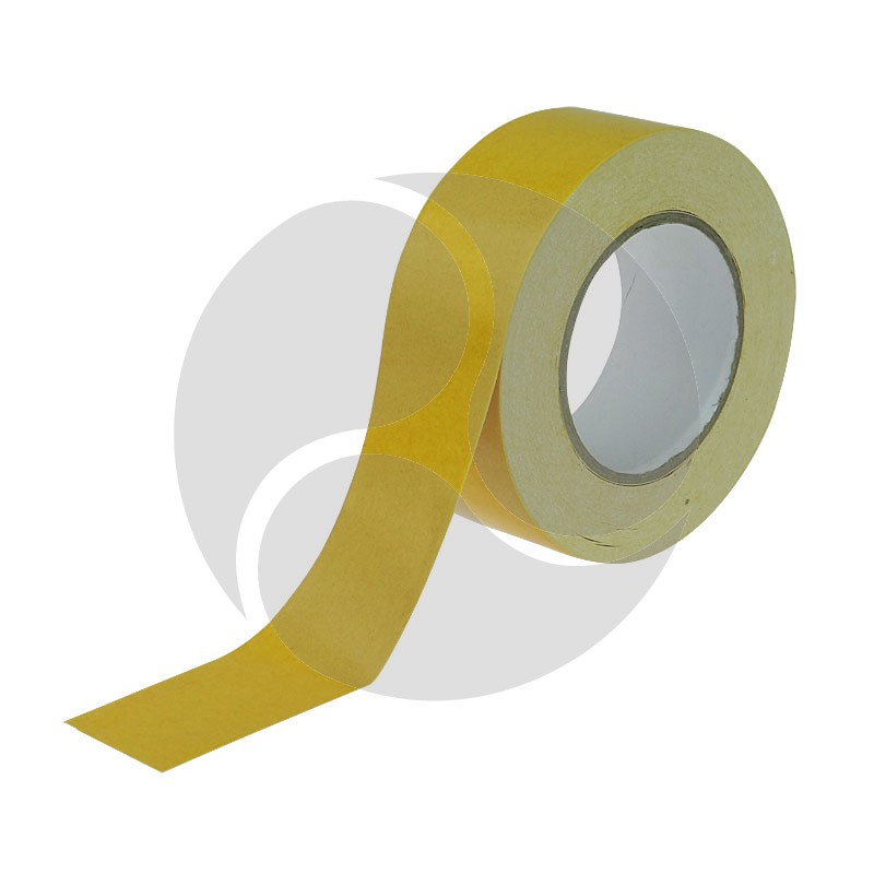 Tapeman Double Sided Cloth Tape - 48mm x 25m