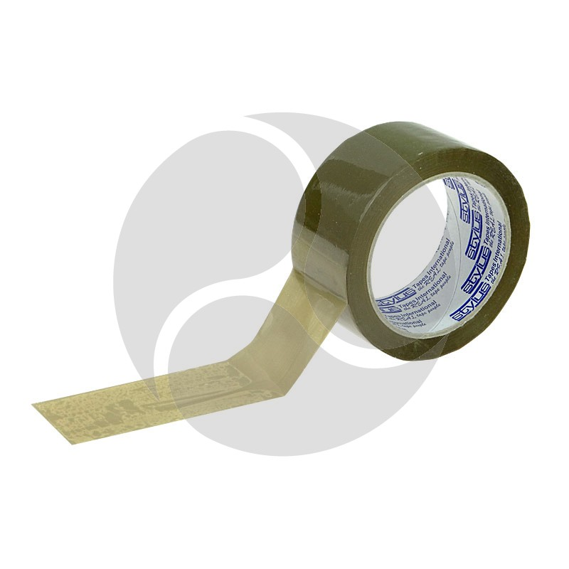 STYLUS PP202 - Brown Packaging Tape 48mmx75m