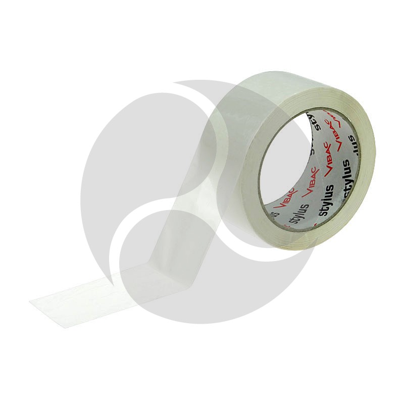 VIBAC PP30 - White Packaging Tape 48mmx75m