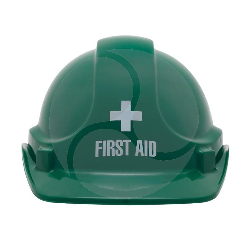 Unisafe TA560 1st Aid Hard Hat