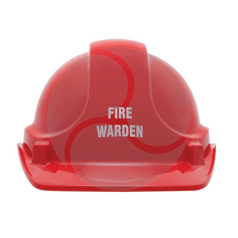 Unisafe TA560 FIRE WARDEN Hard Hat