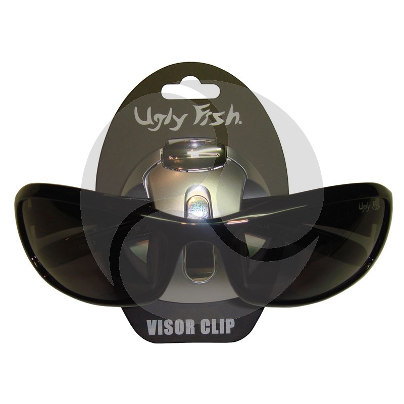 Ugly Fish Safety Eye Wear Vehicle Visor Clip