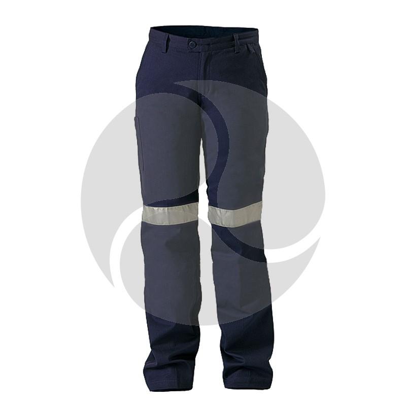 311GSM 100% Cotton 5 Pocket Taped Ladies Work Trouser