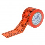 Stlyus Tapes Label Rolls - HANDLE WITH CARE 75mm x 50m