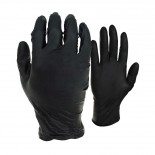 Nitrile Black Disposable Gloves