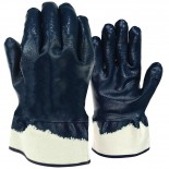 Full Dip Heavy Duty Nitrile Glove