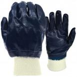 Full Dip Heavy Duty Nitrile Glove Knit