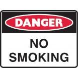 Danger Safety Sign - No Smoking