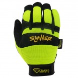 Super Safety SLAMMER Glove - Hi-Viz Yellow