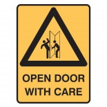 Super Safety Sticker - Open Door Care