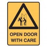 Super Safety Sticker - Open Door Care