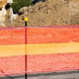 Economy Mesh Fencing - 900mm x 50m