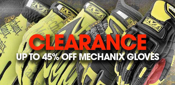 Up to 45% off Mechanix Gloves