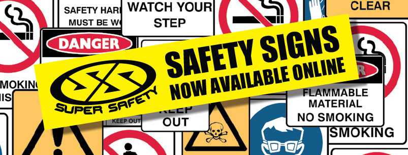 Safety Signs Now Available Online