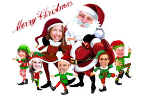 Merry Christmas From The Hot Chilli Team