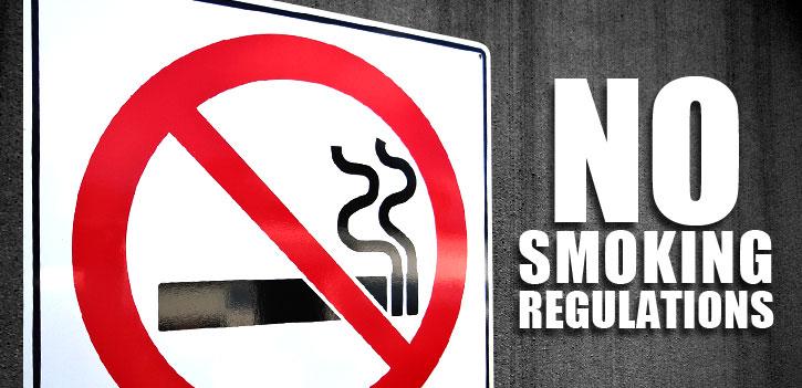No Smoking Regulations