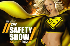 See us at The Super Safety Show 2012