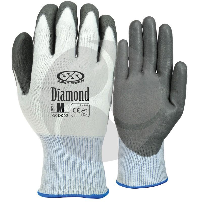 Super Safety Diamond Safety Glove