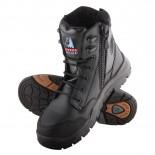 Steel Blue Work Boots - TORQUAY